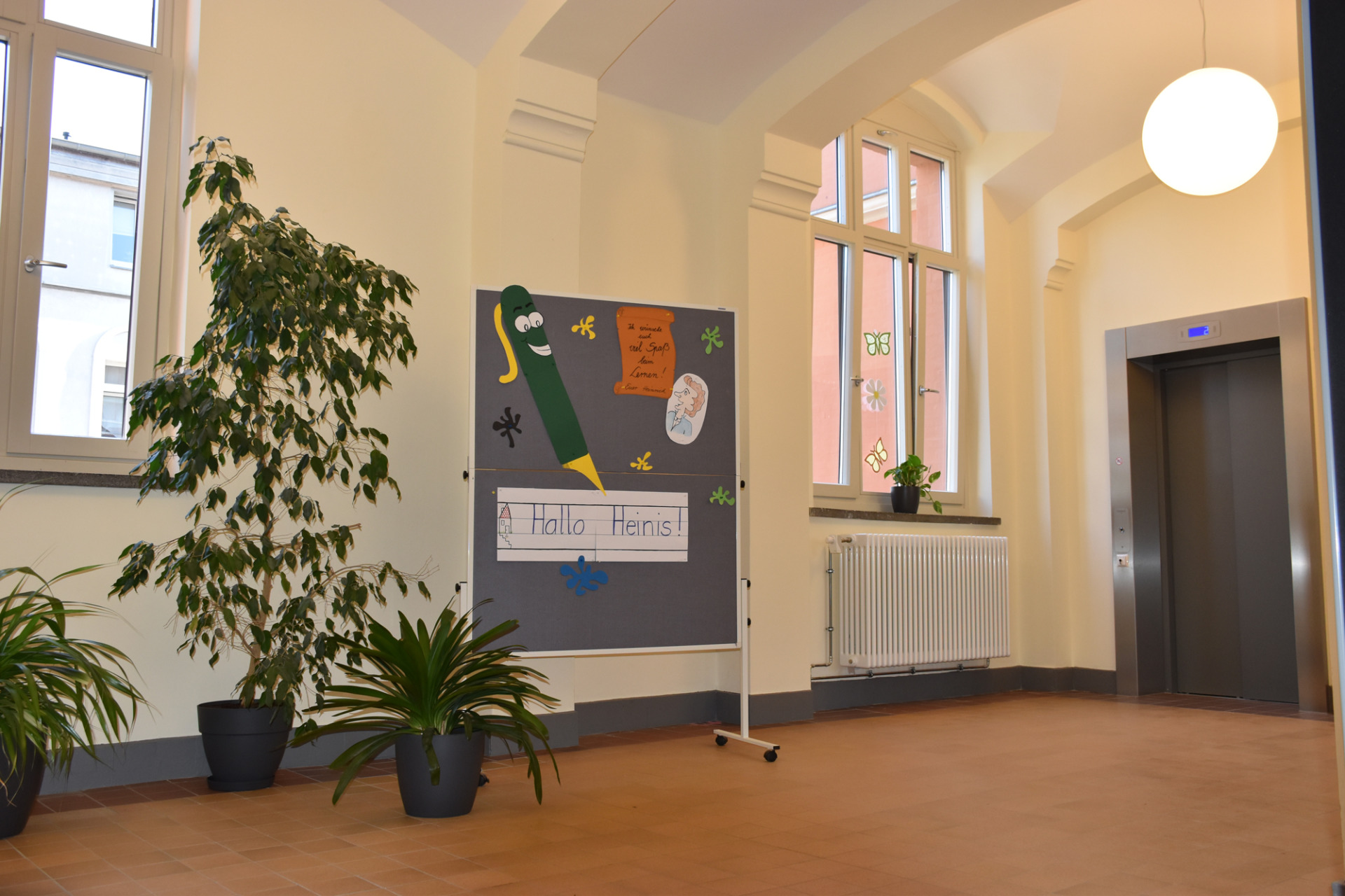 Heine Schule Schwerin